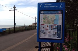 Viking Bay Tourist Information Point